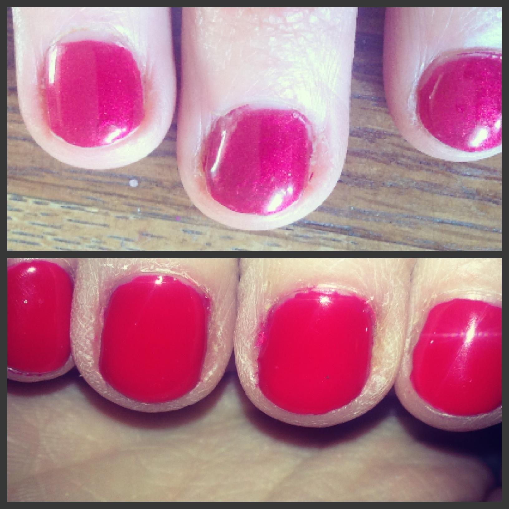 Shellac Nail Polish New Colors 2013